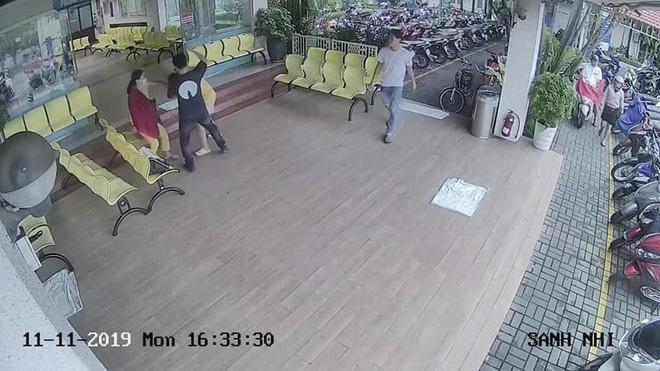 Tài xế beCar bị tố đánh nữ khách hàng trong bệnh viện tại TP HCM - Ảnh 1.