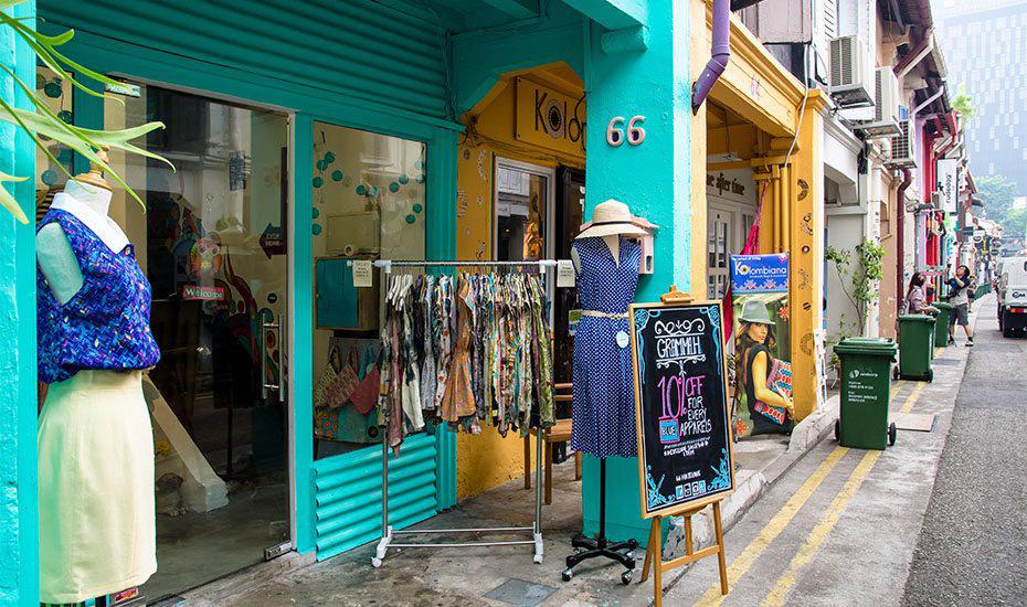 6 địa chỉ mua sắm giá rẻ tại Singapore được người Việt ưa chuộng nhất - Ảnh 9.