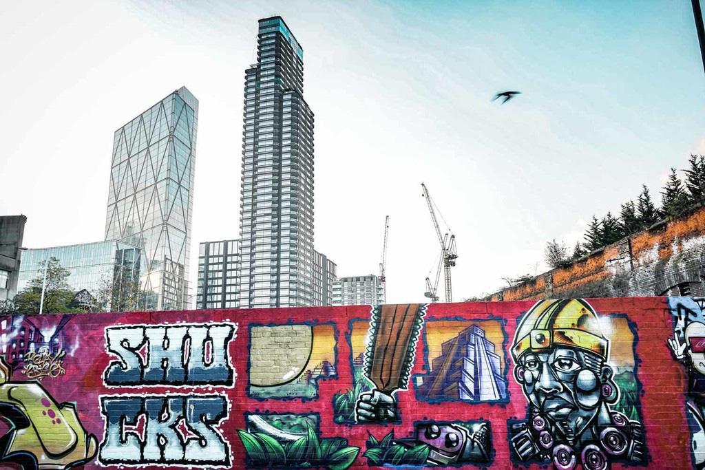 4 khu phố nghệ thuật độc đáo tại London - Ảnh 5.