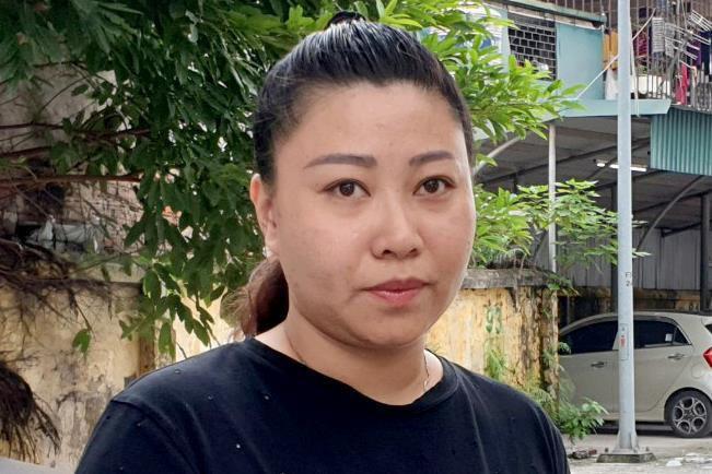 Đại úy Lê Thị Hiền bị giáng 2 cấp, buộc ra khỏi ngành - Ảnh 1.