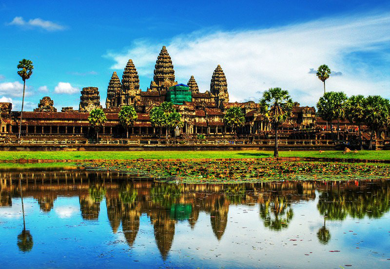 7 ngôi đền, chùa đẹp nổi tiếng châu Á - Ảnh 11.