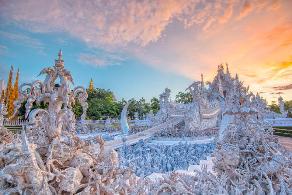 7 ngôi đền, chùa đẹp nổi tiếng châu Á - Ảnh 3.