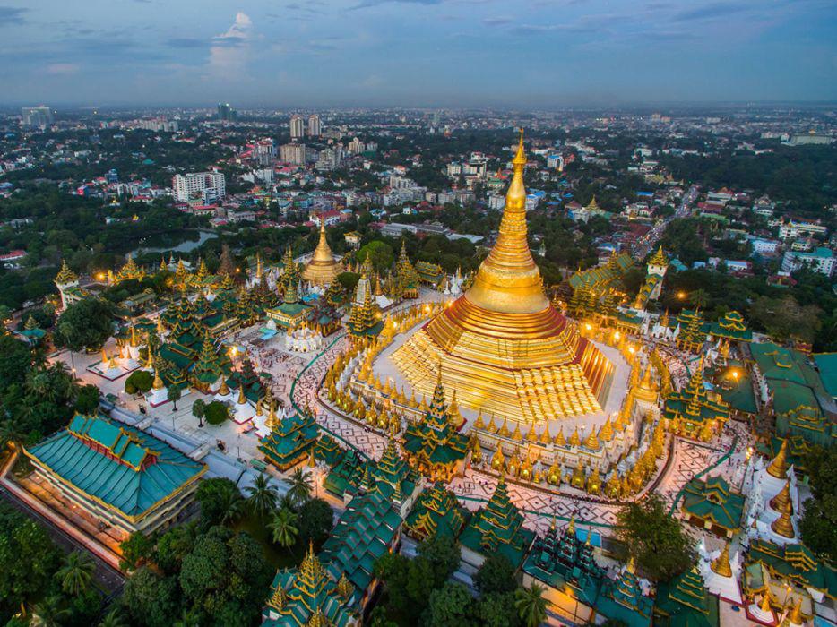 7 ngôi đền, chùa đẹp nổi tiếng châu Á - Ảnh 6.