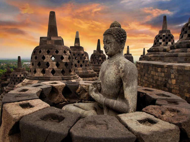 7 ngôi đền, chùa đẹp nổi tiếng châu Á - Ảnh 7.