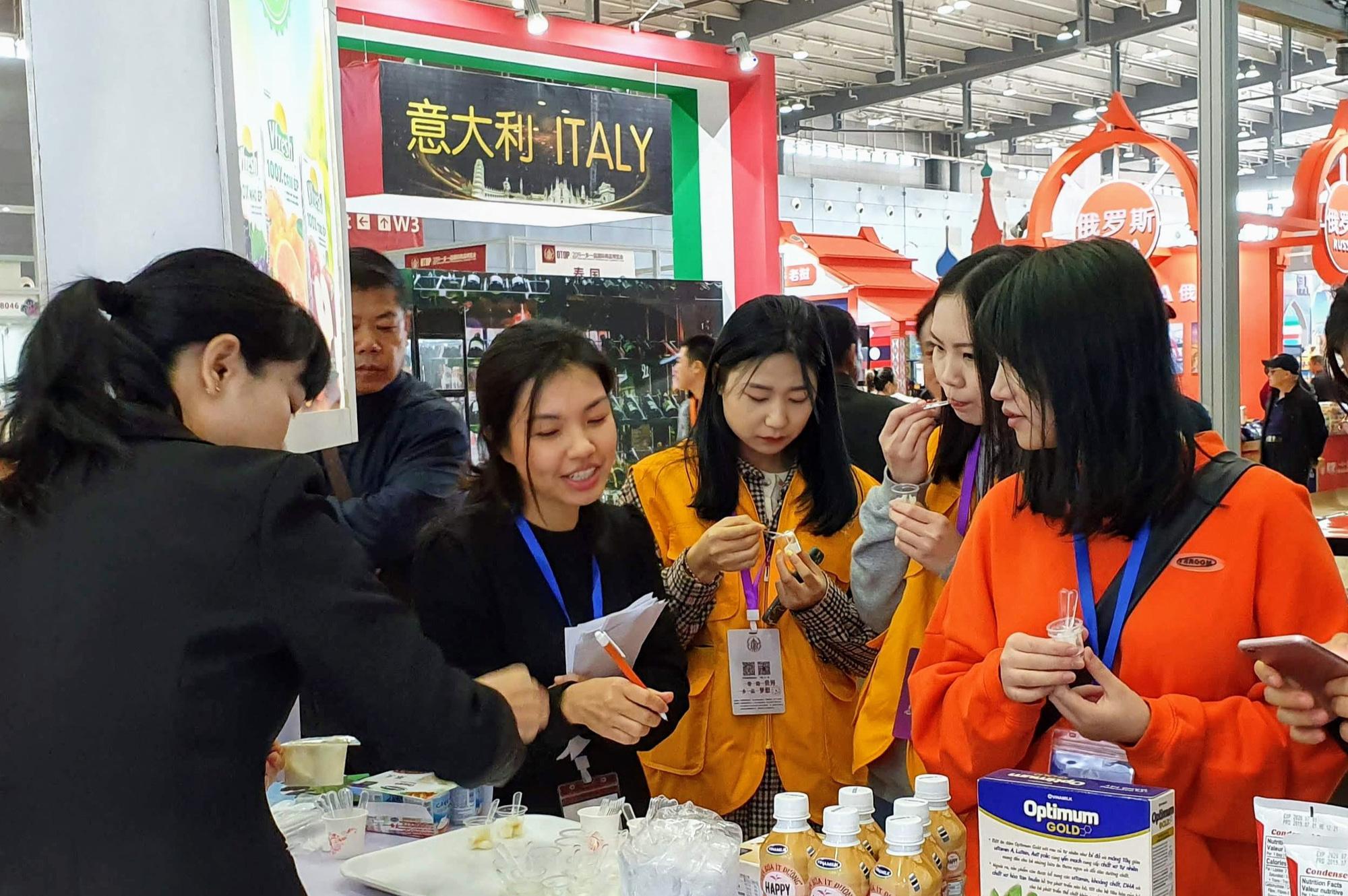 Giới truyền thông đưa ra nhận xét tích cực về Vinamilk tại Trung Quốc - Ảnh 9.