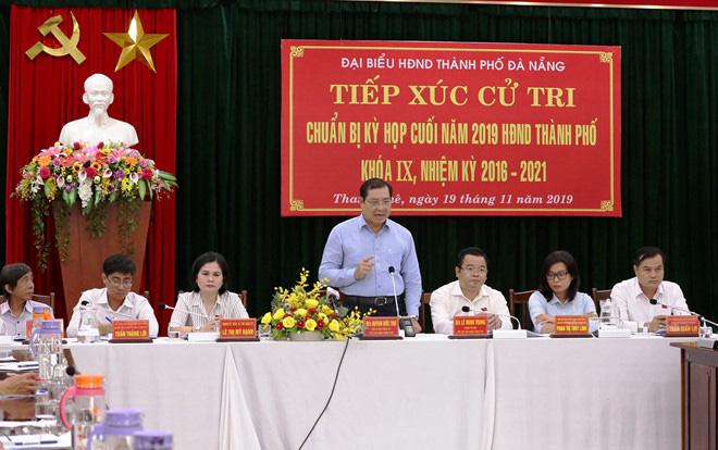 Đà Nẵng giữ quan điểm xây cảng Liên Chiểu thay thế cảng Tiên Sa - Ảnh 1.