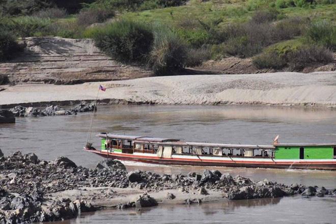 Hạ lưu sông Mekong có thể hạn hán nghiêm trọng cuối năm nay - Ảnh 1.