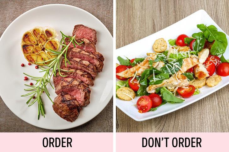 6 sai lầm ai cũng từng mắc phải khi ăn uống ở nhà hàng - Ảnh 3.