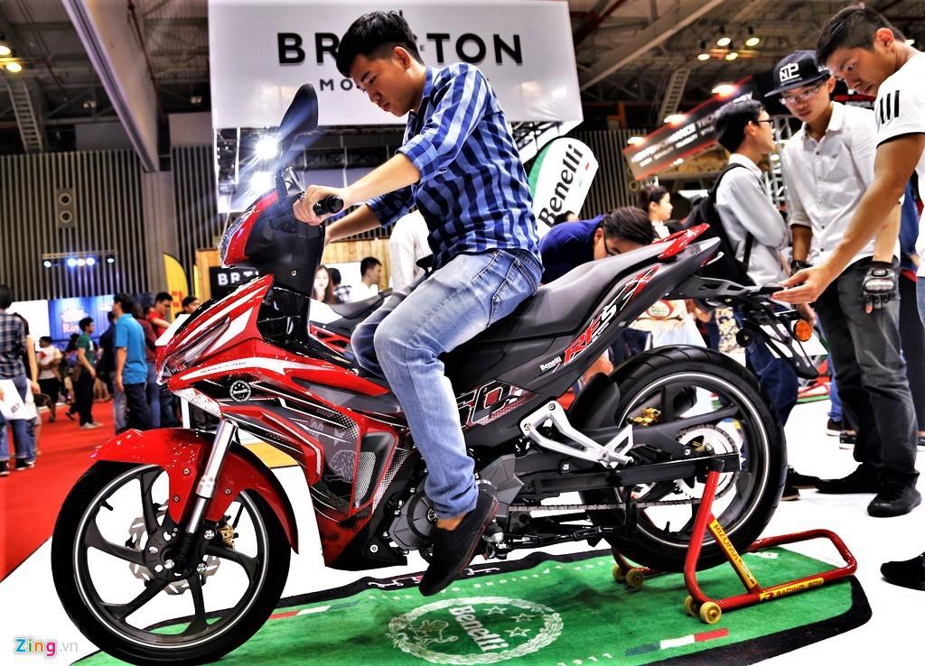 5 mẫu xe máy hiếm gặp tại Việt Nam - Ảnh 3.
