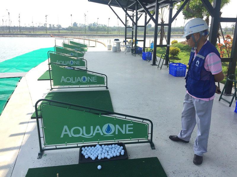 Công ty Nước mặt Sông Đuống xây sân golf trong nhà máy? - Ảnh 1.