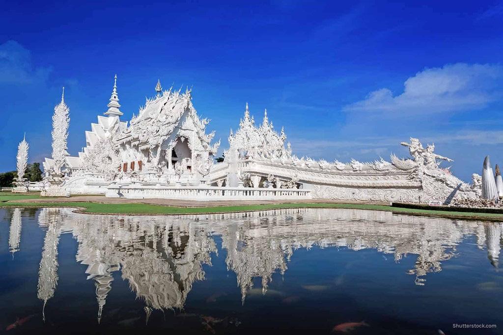 3 đền, chùa có kiến trúc quái dị nhất Thái Lan - Ảnh 5.