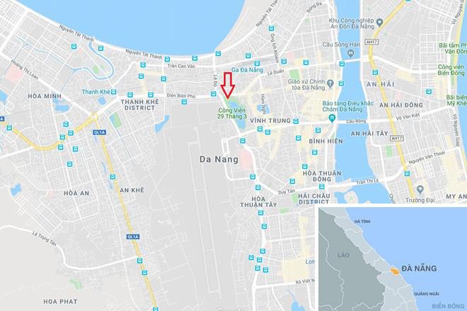 Đà Nẵng thương lượng mua lại 5.300 m2 đất vàng bán trái quy định - Ảnh 2.