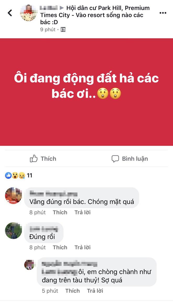 Dong dat 6,1 do o Lao, nhieu chung cu tai Ha Noi rung lac hinh anh 2