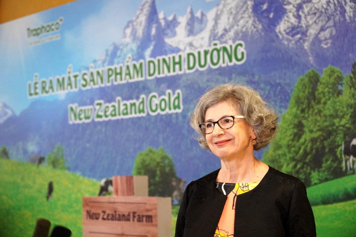 Mẹ Việt yên tâm về các sản phẩm sữa được Đại sứ quán New Zealand giới thiệu - Ảnh 3.