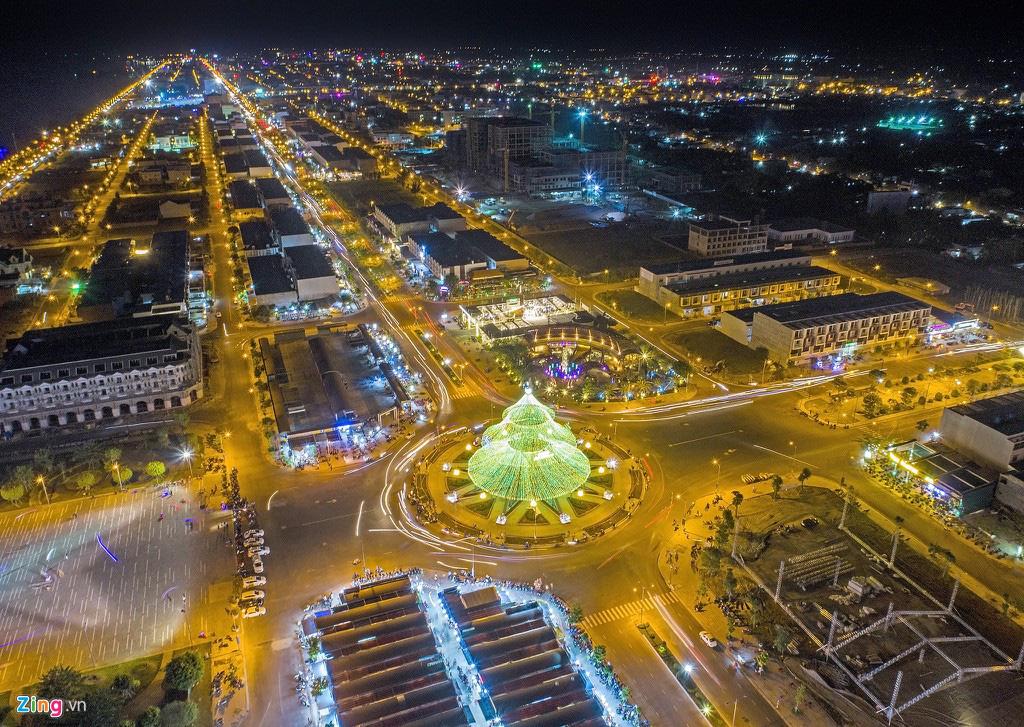 Khu đô thị lấn biển đầu tiên của Việt Nam sau 20 năm xây dựng - Ảnh 6.
