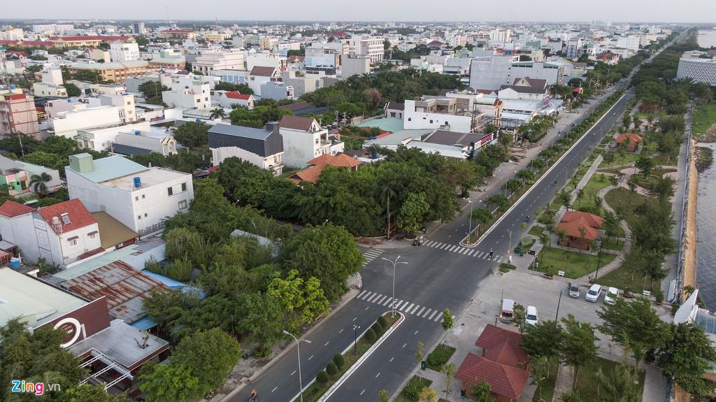 Khu đô thị lấn biển đầu tiên của Việt Nam sau 20 năm xây dựng - Ảnh 7.