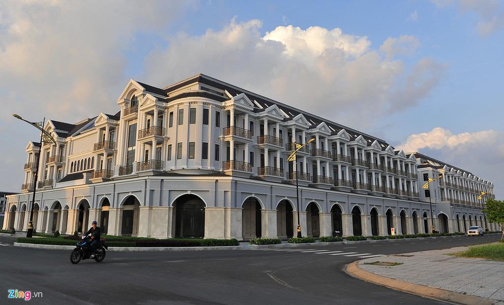 Khu đô thị lấn biển đầu tiên của Việt Nam sau 20 năm xây dựng - Ảnh 8.