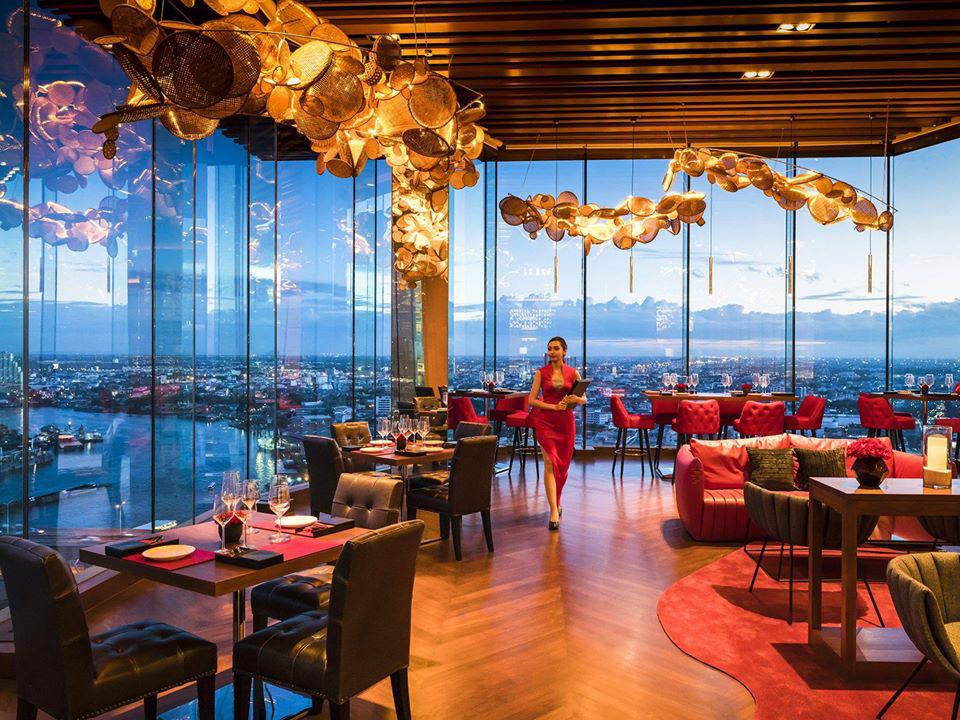 3 nhà hàng sang, view đẹp ở Thái Lan - Ảnh 5.