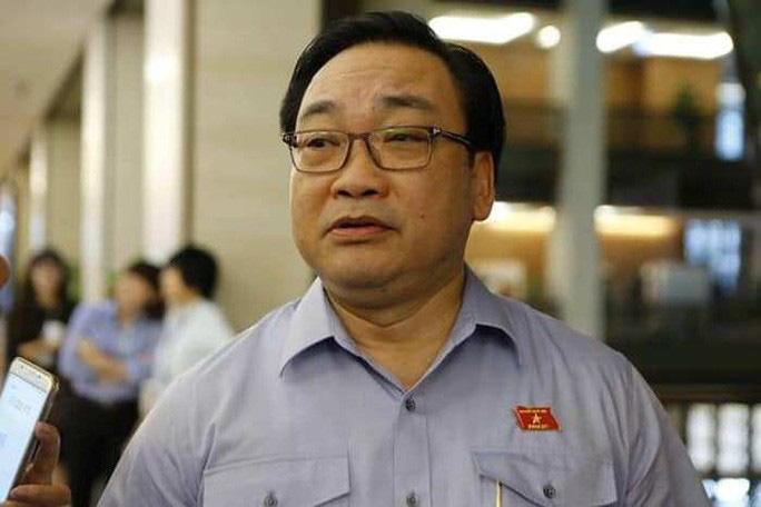 Bí thư Hoàng Trung Hải: Hà Nội sẽ thuê đơn vị độc lập tính giá nước sạch - Ảnh 1.