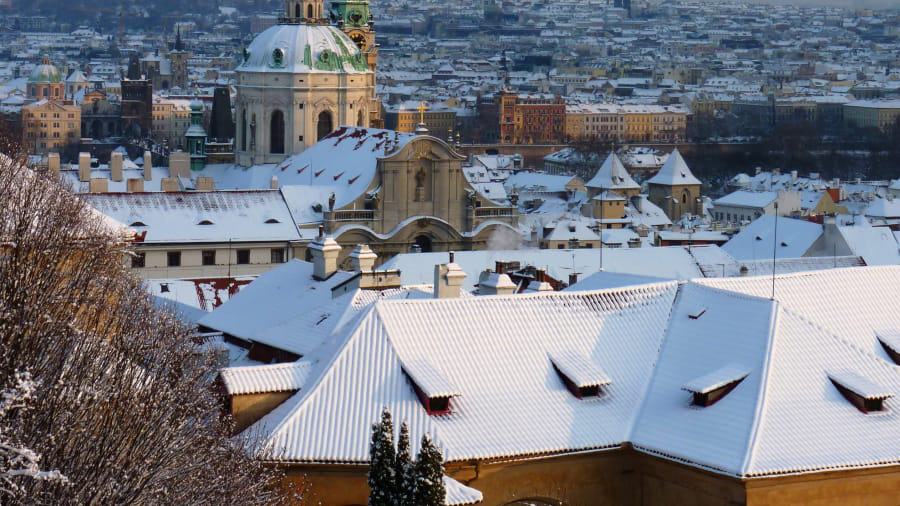 10 thành phố đẹp nhất vào mùa đông cho khách du lịch - Ảnh 1.
