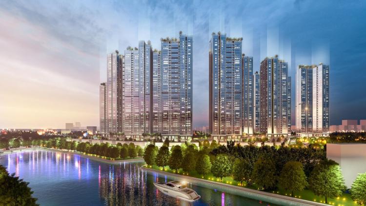 Thị trường căn hộ TP HCM dự báo sôi động cuối năm - Ảnh 2.