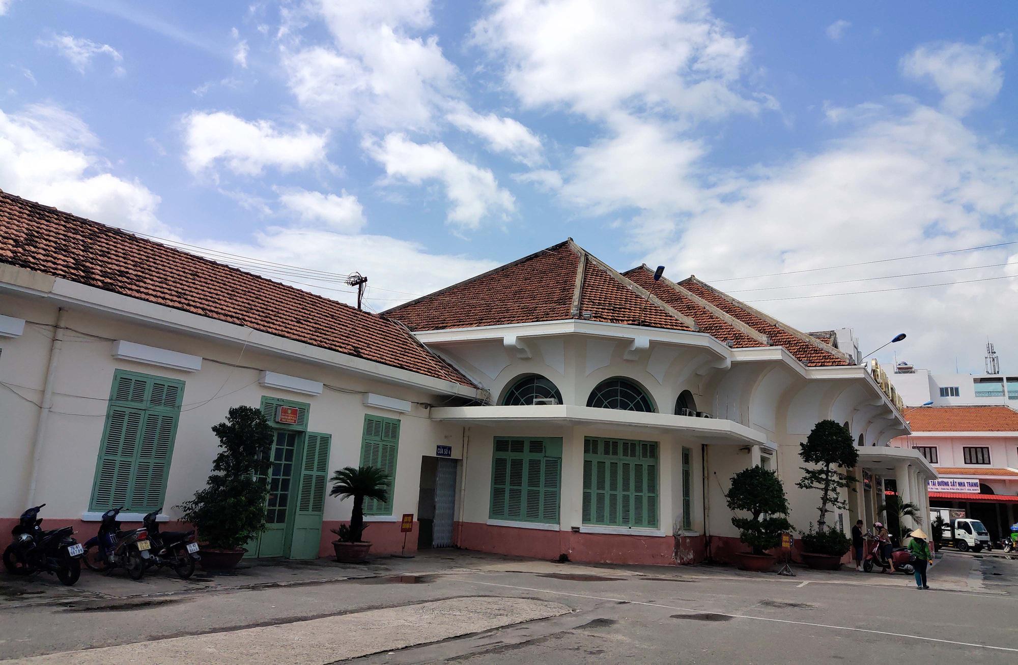 Khánh Hòa chưa thống nhất về phương án đầu tư di dời ga Nha Trang để xây cao ốc - Ảnh 1.
