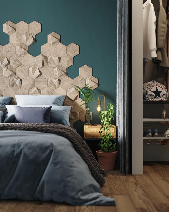Vẻ đẹp khác lạ của căn chung cư có cách trang trí 'không giống ai' - Ảnh 7.