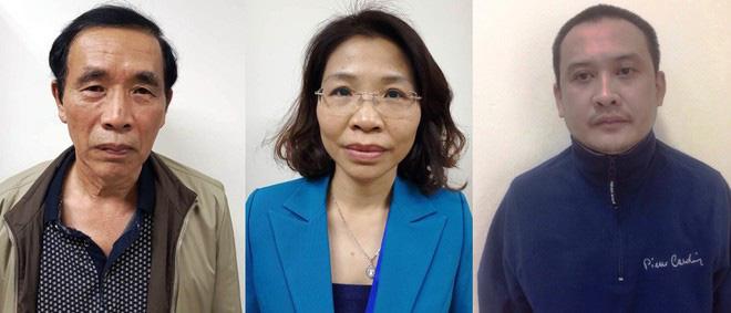 Vụ Nhật Cường: Bắt cựu Phó Giám đốc Sở Kế hoạch và Đầu tư Hà Nội - Ảnh 1.