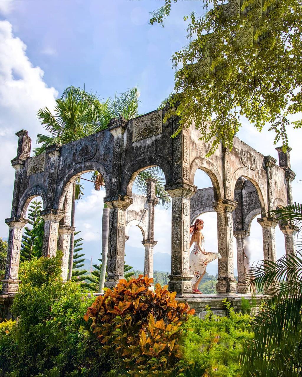 Cung điện tại Bali thu hút các tín đồ du lịch - Ảnh 7.