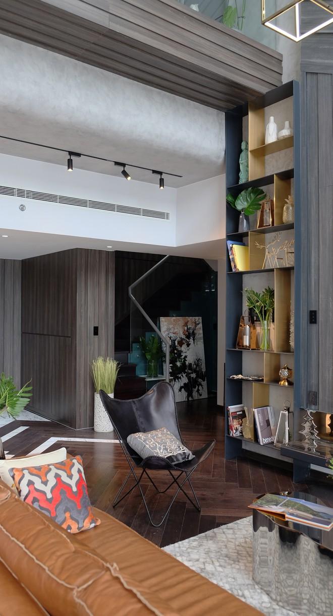 Bên trong căn hộ duplex độc nhất tại khu nhà giàu TP HCM - Ảnh 3.