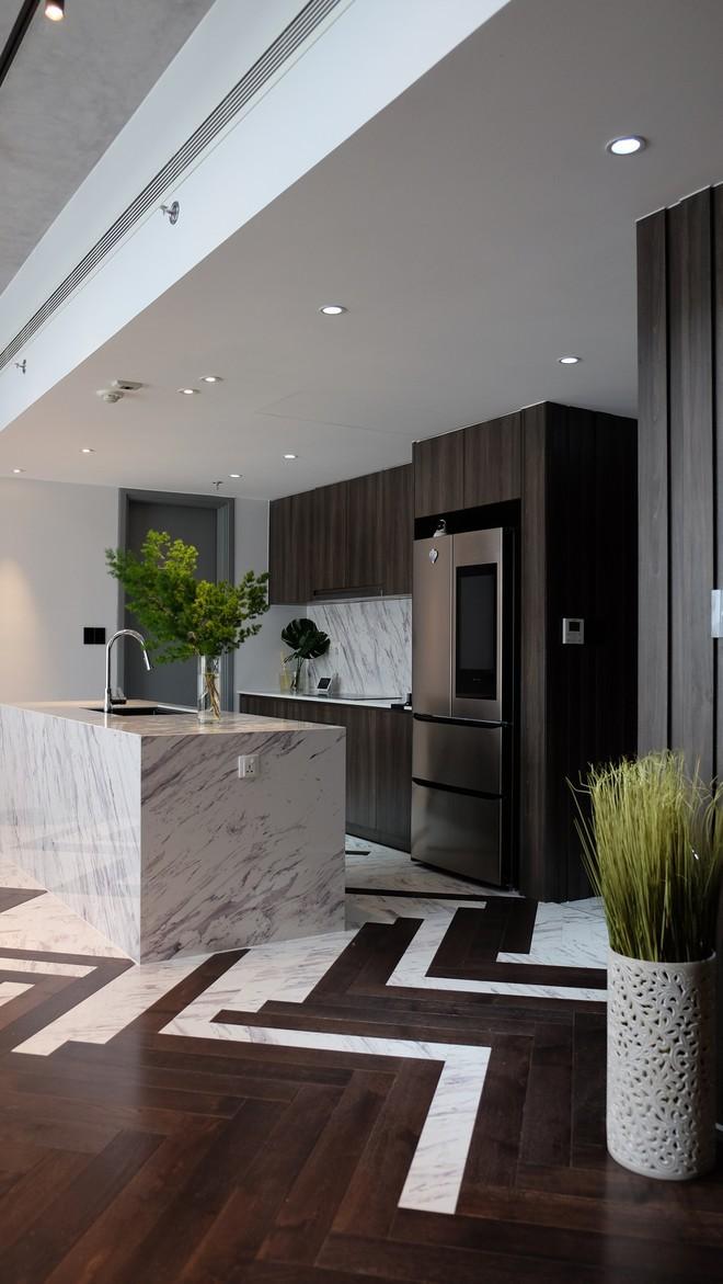 Bên trong căn hộ duplex độc nhất tại khu nhà giàu TP HCM - Ảnh 5.