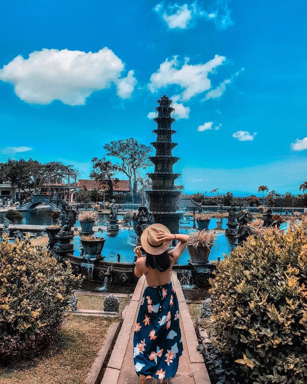Cung dien tai Bali thu hut cac tin do du lich hinh anh 5