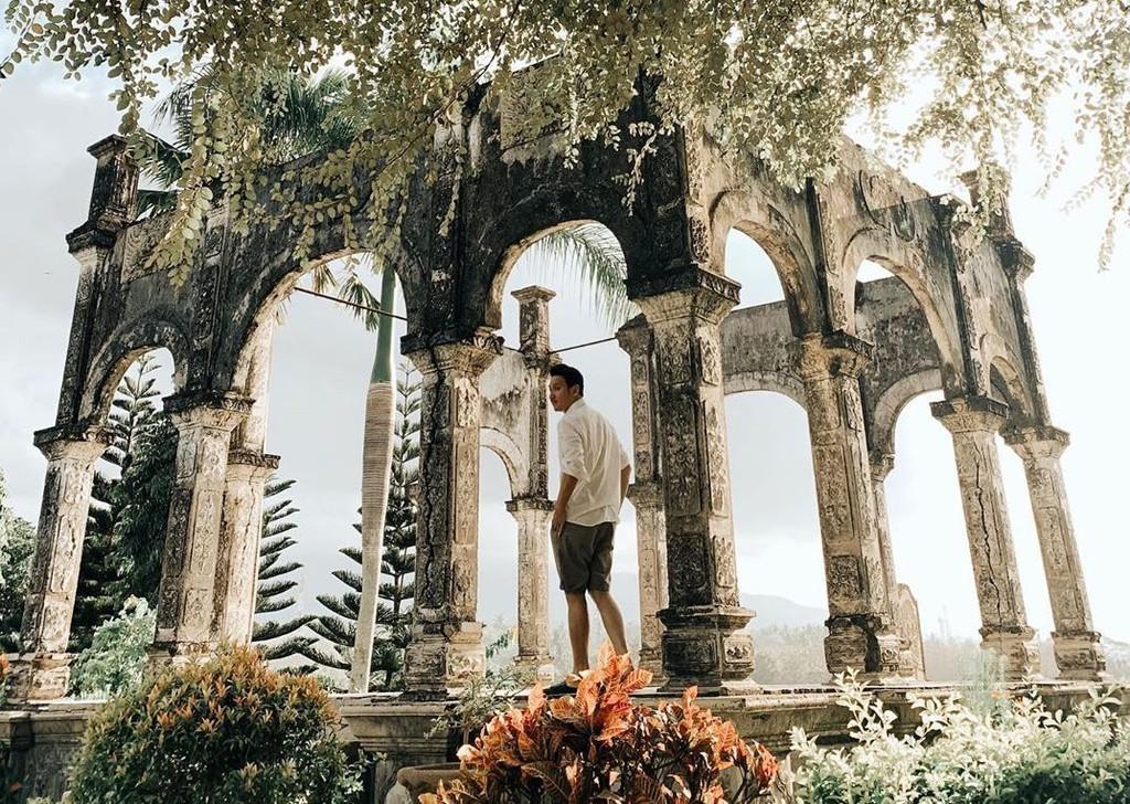 Cung điện tại Bali thu hút các tín đồ du lịch - Ảnh 3.