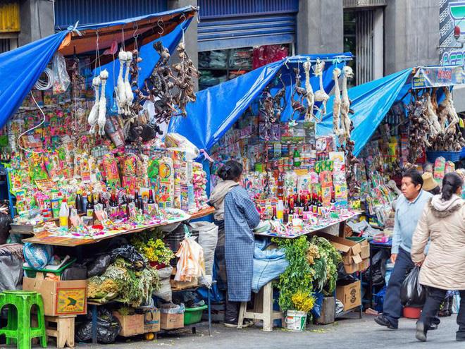 10 khu chợ đặc biệt nhất thế giới - Ảnh 11.