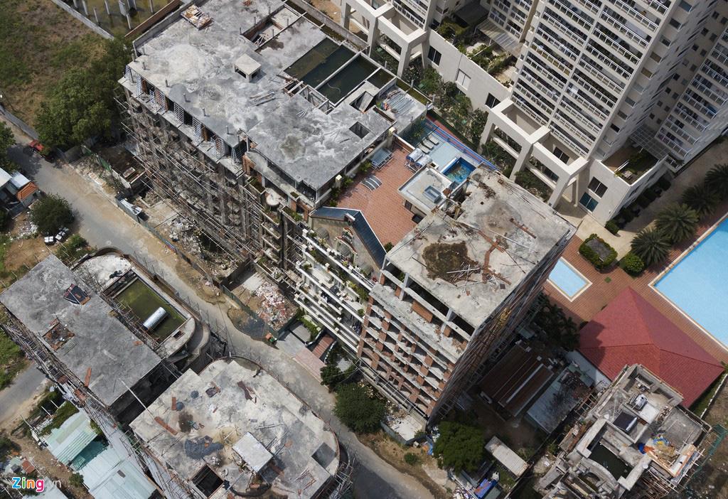 17 công trình sai phép chưa bị xử lý ở Thảo Điền - Ảnh 11.