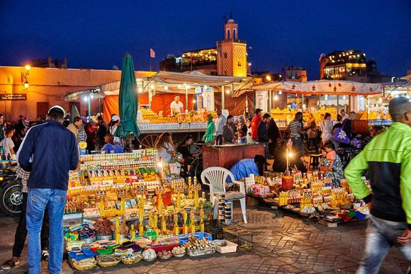 10 khu chợ đặc biệt nhất thế giới - Ảnh 15.