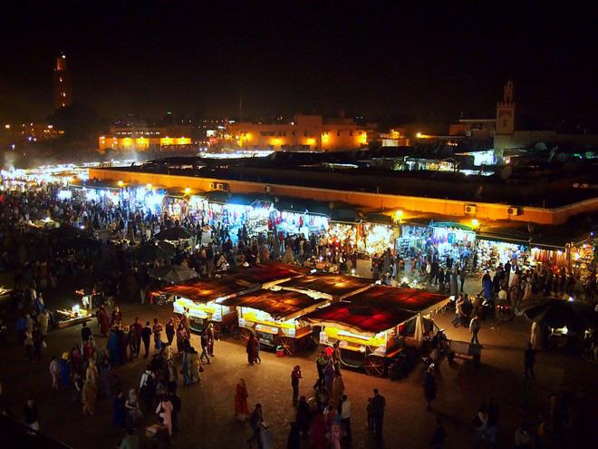 10 khu chợ đặc biệt nhất thế giới - Ảnh 16.