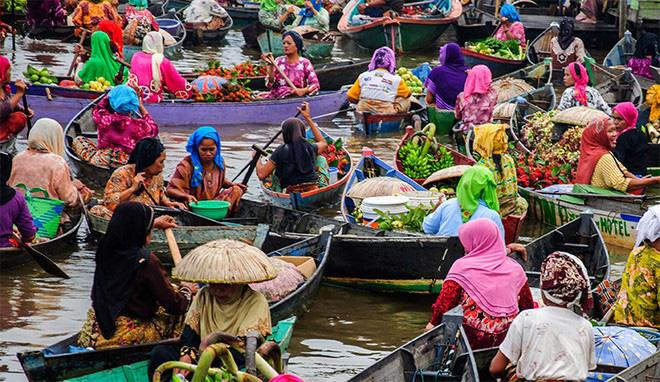 10 khu chợ đặc biệt nhất thế giới - Ảnh 17.