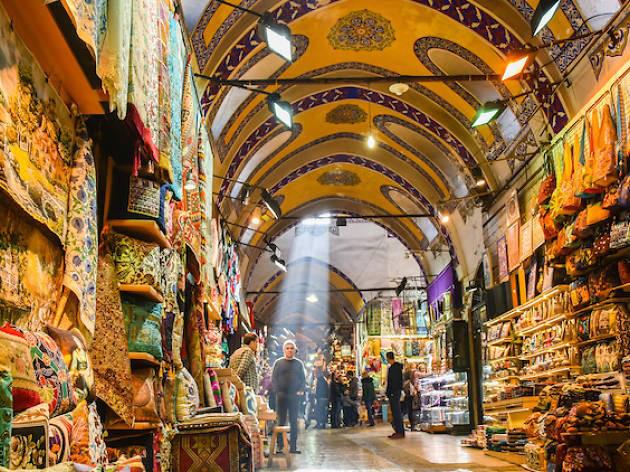 10 khu chợ đặc biệt nhất thế giới - Ảnh 18.