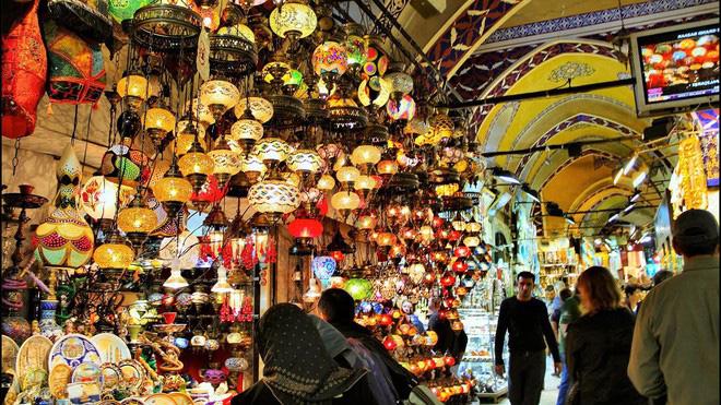 10 khu chợ đặc biệt nhất thế giới - Ảnh 19.