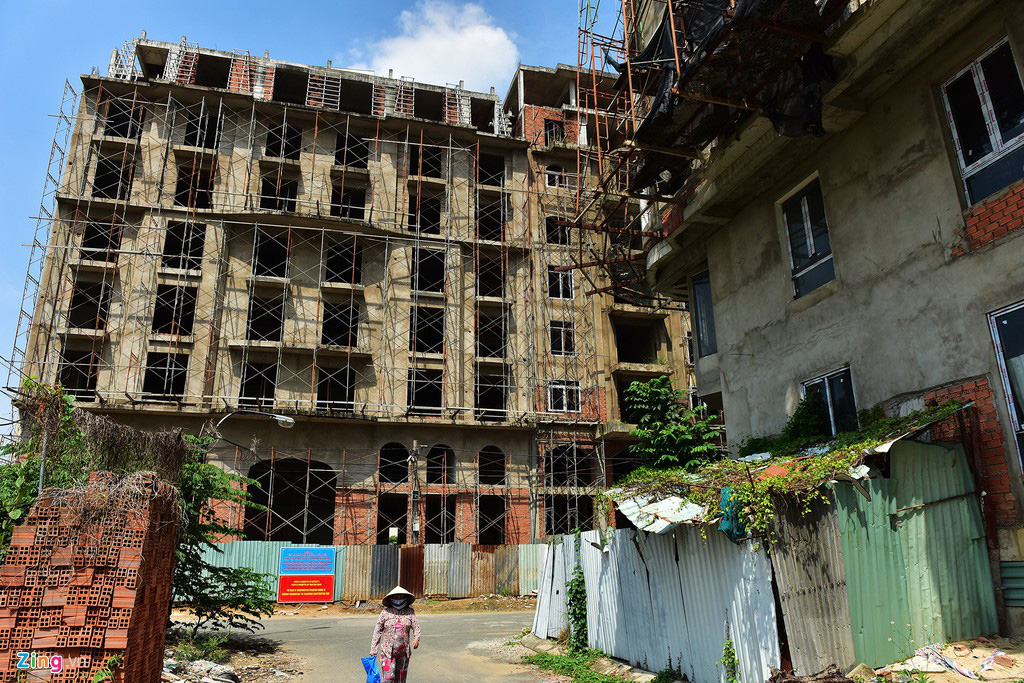 17 công trình sai phép chưa bị xử lý ở Thảo Điền - Ảnh 4.