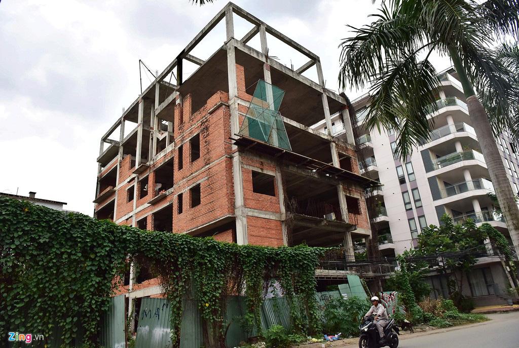 17 công trình sai phép chưa bị xử lý ở Thảo Điền - Ảnh 16.
