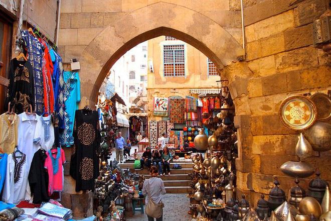 10 khu chợ đặc biệt nhất thế giới - Ảnh 7.