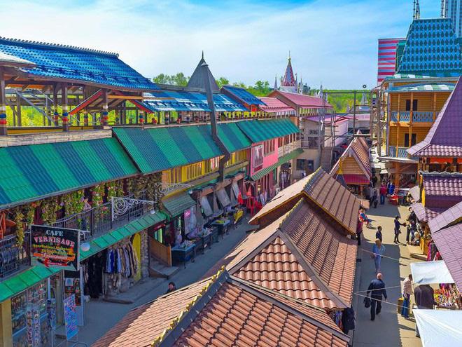 10 khu chợ đặc biệt nhất thế giới - Ảnh 9.