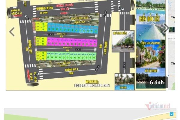 Khánh Hòa: Lộ thêm 7 dự án 'ma' đình đám - Ảnh 3.