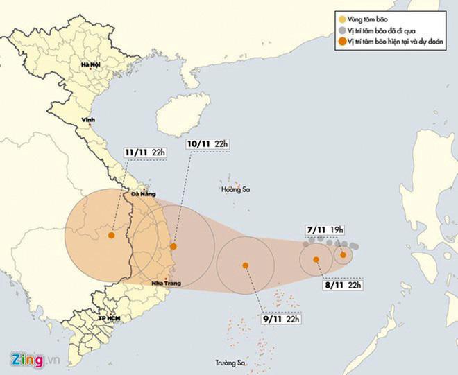 Nam Trung Bộ lên 'kịch bản kép' ứng phó bão và lũ - Ảnh 2.