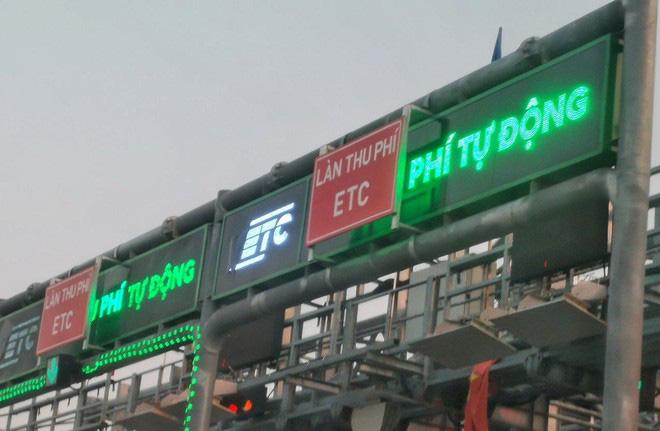 VETC xin rút khỏi dự án thu phí không dừng - Ảnh 1.