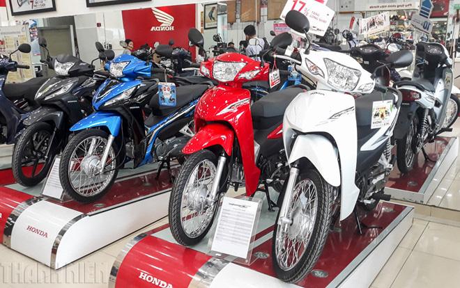 Việt Nam đang xếp thứ 2 Đông Nam Á về tiêu thụ xe máy - Ảnh 2.