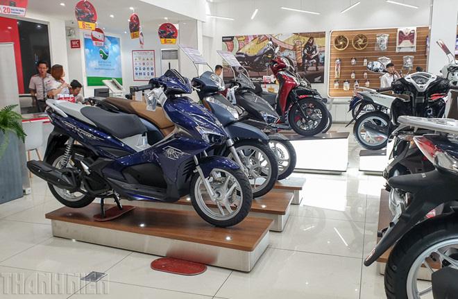 Việt Nam đang xếp thứ 2 Đông Nam Á về tiêu thụ xe máy - Ảnh 3.