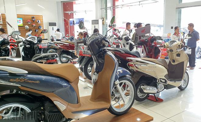 Việt Nam đang xếp thứ 2 Đông Nam Á về tiêu thụ xe máy - Ảnh 4.